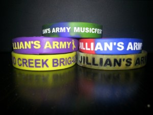 wristbands available